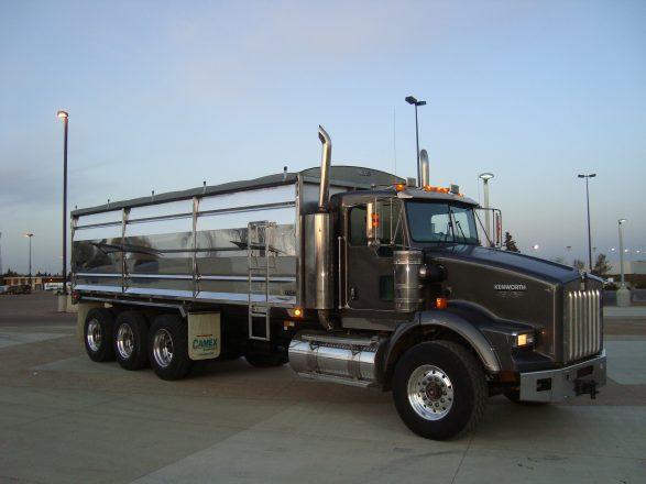 Aluminum Grain Box – Cancade Company Ltd. Innovation ...